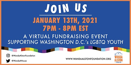 Wanda Alston Foundation | Digital Fundraising Event tickets