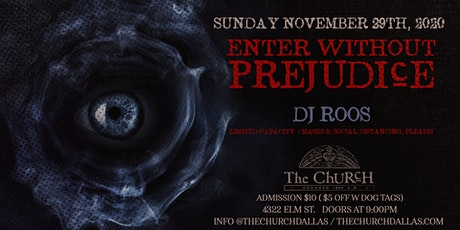 The Church: Enter without prejudice tickets