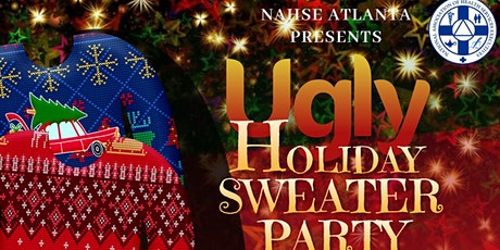 NAHSE- Atlanta Ugly Holiday Sweater Party tickets