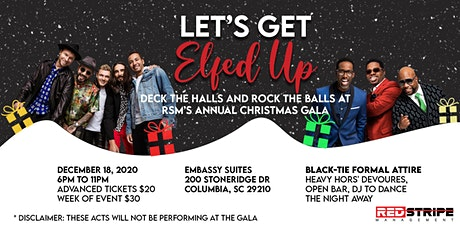 Red Stripe Management Annual Christmas Gala tickets