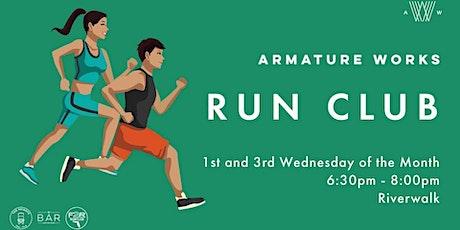 Armature Works Run Club - December 16th tickets