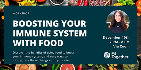 Boosting Your Immune System with Food tickets