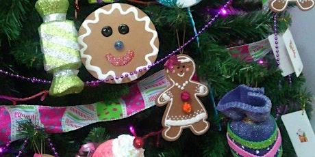 Christmas ornaments - Workshop - Edad recomendada de 4 a 9 años bilhetes