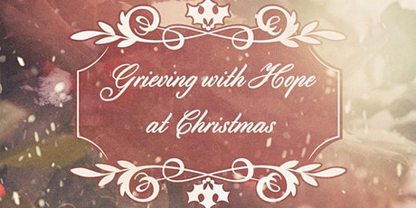 Grieving with Hope at Christmas tickets