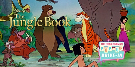 The Jungle Book - The Frida Cinema Pop-Up Drive-In tickets