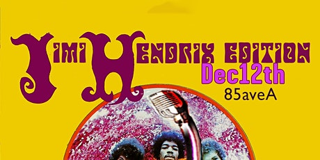 Schtick A Pole In It: Jimi Hendrix Edition tickets