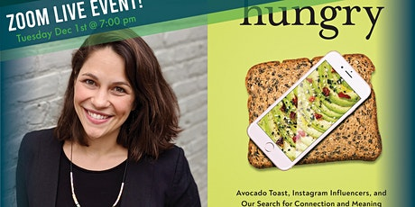 Community Conversation with Eve Turow-Paul, author of Hungry tickets