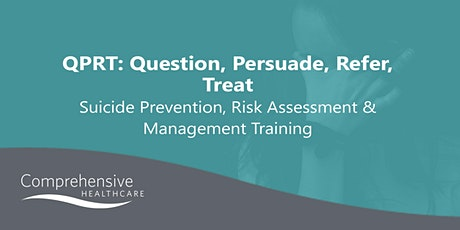 QPRT: Question, Persuade, Refer, Treat tickets