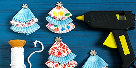 Christmas ornaments - Workshop - Edad recomendada de 9 a 15 años entradas