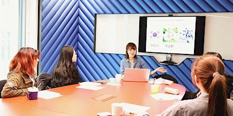 Korean Beginner Level 1 - Intensive Course Trial!!! tickets