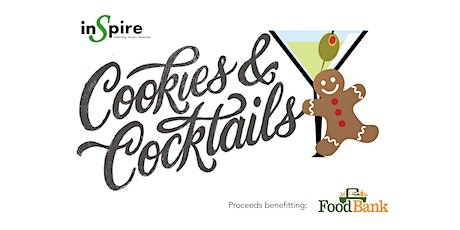 Cookies & Cocktails - An Inspire Virtual Networking Event tickets