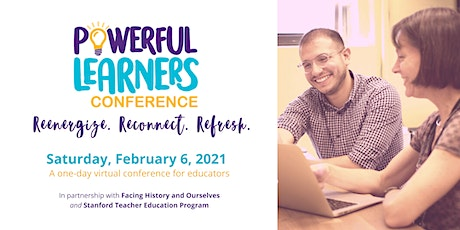 2021 Powerful Learners Conference: Reenergize. Reconnect. Refresh. tickets