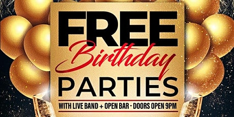 Free Birthday Party with TBT Thursday's tickets