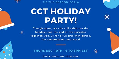 CCT 2020 Holiday Party tickets