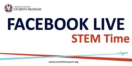 Facebook Live - Happy STEMgiving! tickets