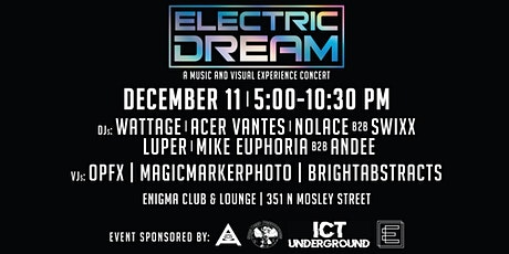 Electric Dream tickets