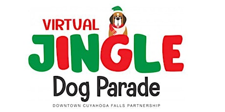VIRTUAL Jingle Dog Parade 2020 tickets
