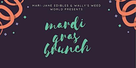 Mardi Gras Brunch tickets