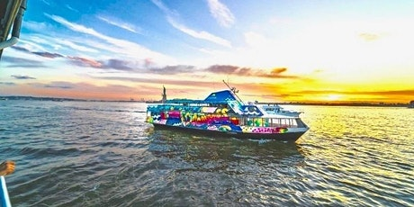 Artboat NYC Yacht Party Sunset Cruise at Skyport Marina 2020 tickets