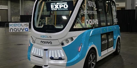 NACTO Designing Cities 2020: Shaping the future of automated mobility tickets