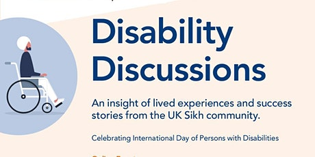 Disability Discussions tickets