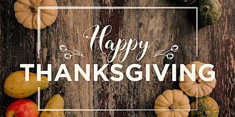 Thanksgiving / День благодарения tickets