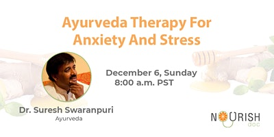 Ayurveda Therapy for Anxiety and Stress