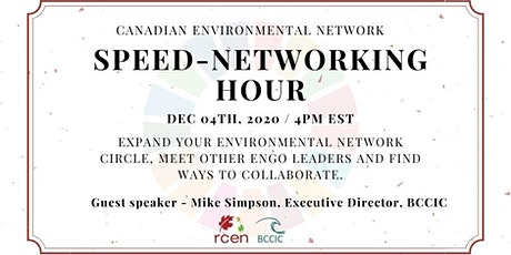 ENGO Virtual Speed-Networking tickets