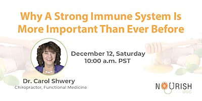 Why a Strong Immune System is More Important Than ever Before