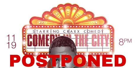 COMEDY IN THE CITY tickets