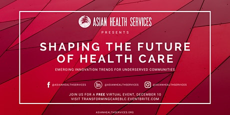 Shaping the Future of Health Care tickets