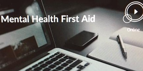 MHFA   Mental Health First Aid online course tickets