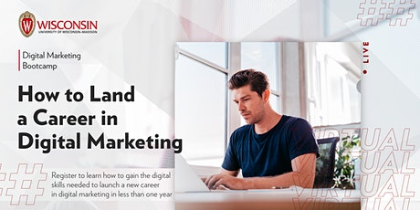 Land a Career in Digital Marketing | Info Session tickets