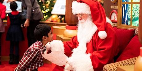 Visit with Santa at Fiddlestix tickets