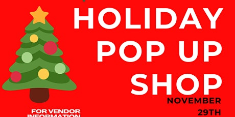 Shop Asxpflv Holiday Pop Up Shop!! tickets