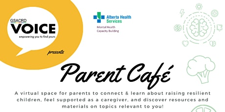 GSACRD Voice Parent Cafe: Nutrition & Mental Health with Lalitha Taylor, RD tickets