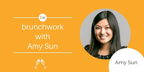 Amy Sun (Sequoia, Uber, Facebook) brunchwork tickets