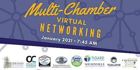 Multi-Chamber Virtual Networking Jan. 20, 2021 tickets