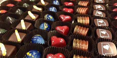 VIRTUAL EMBASSY ROW CHOCOLATE TOUR: (with Pre Delivered International Choco tickets