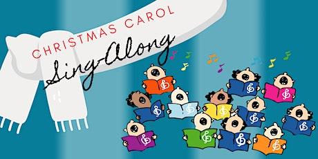 Christmas Carol Sing-Along tickets