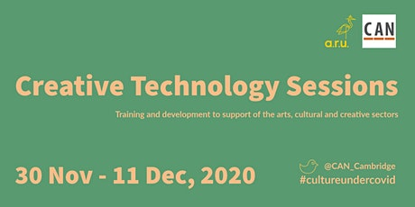 Creative Technology Sessions tickets