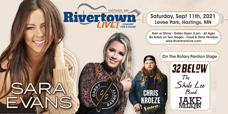 Rivertown LIVE in downtown Hastings tickets