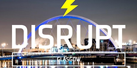 DisruptHR Glasgow tickets