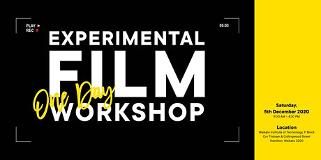 Experimental Film One Day Workshop tickets