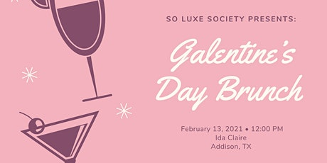 Galentine's Day Brunch tickets