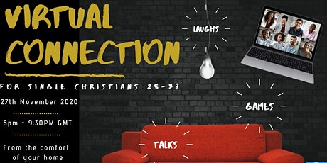 VIRTUAL CONNECTION - Single Christian Professionals tickets