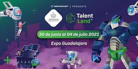 Jalisco Talent Land boletos