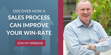 Discover how a Sales Process can Improve your Win-Rate tickets