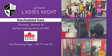 LadyGuns Ladies Night at The Shooting Edge tickets