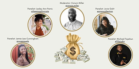 Secure the Bag: Entrepreneurship Panel for Young Adults tickets